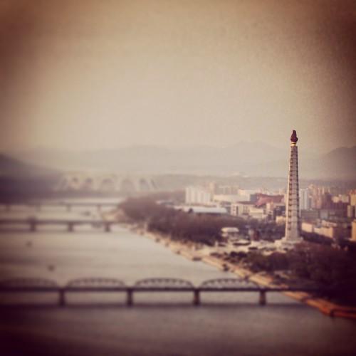 Pyongyang, North Korea Via Instagram