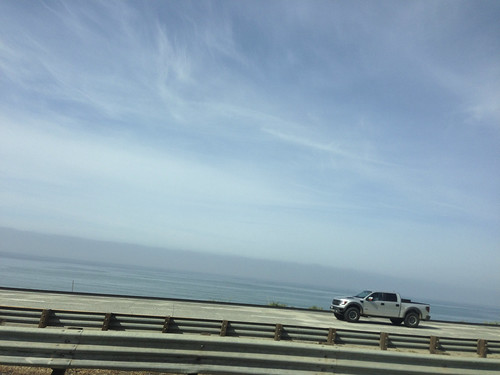 Pacific Coast Highway by Jujufilms