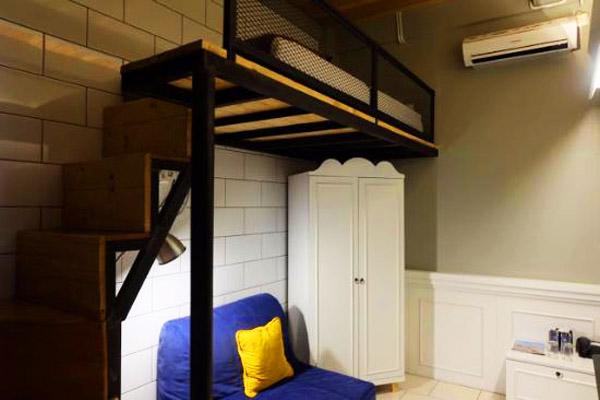 single room triple 7