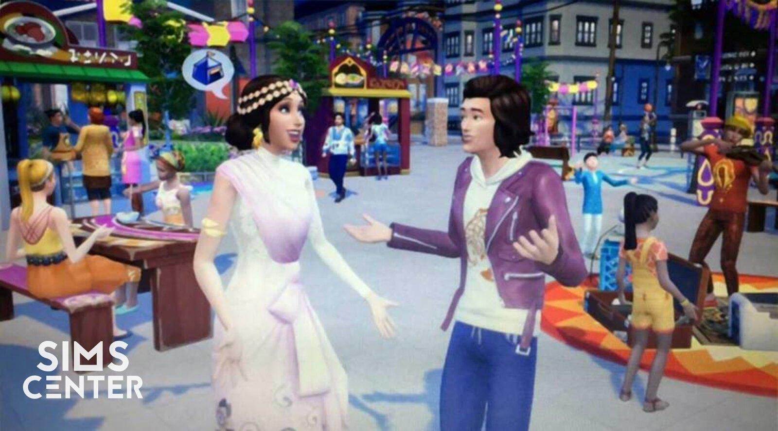 RUMOR Primo render di The Sims 4 Vivi la citt  INFO