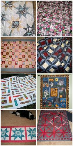 2012 Quilt mosaic