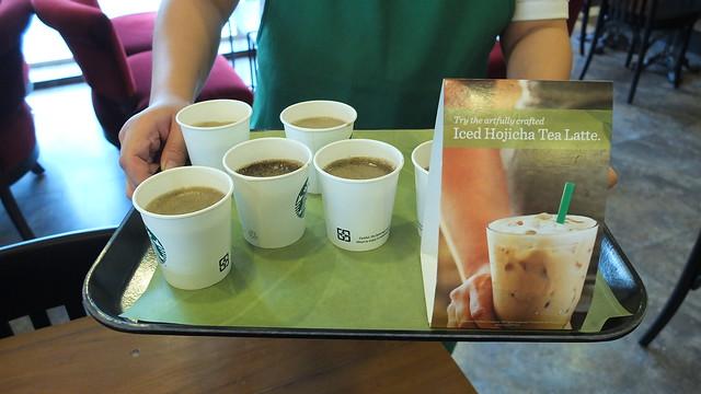 Starbucks Hojicha