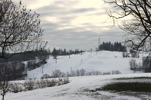 Ski Areal Mladé Buky