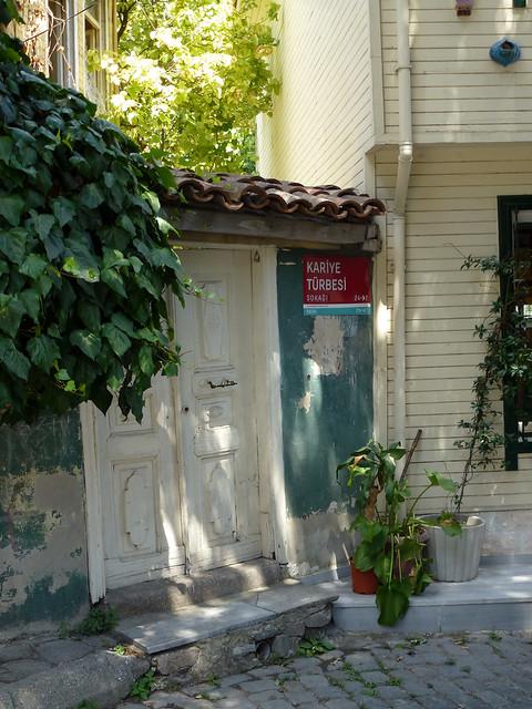 Turquie - jour 5 - Istanbul - 09 - Kariye Türbesi