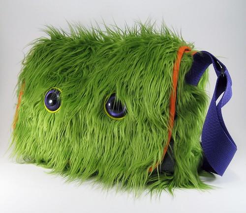 Monstrous Messenger Bag