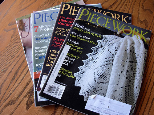 Piecework to Read