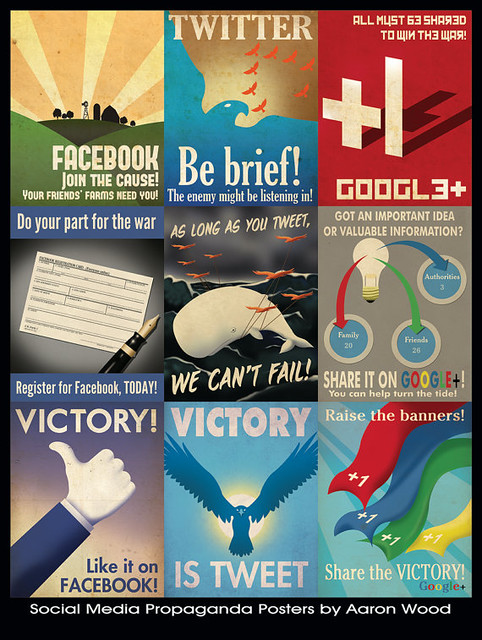 Social Media Propoganda