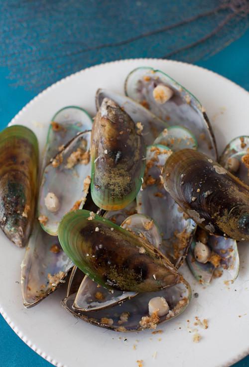 Stuffed Mussels 6