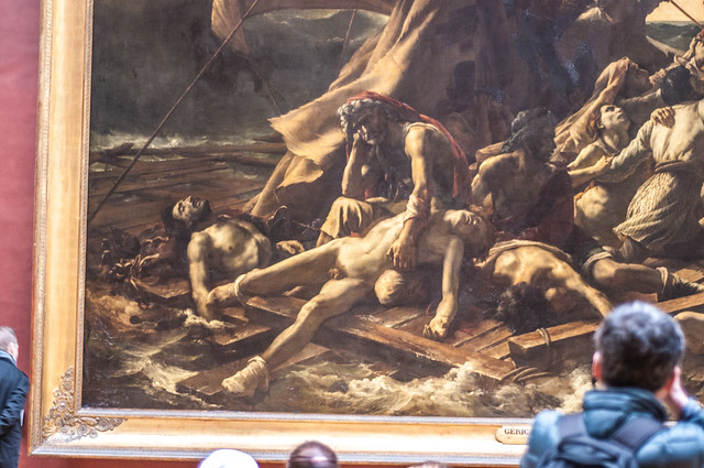 The Raft of the Medusa - Gericault
