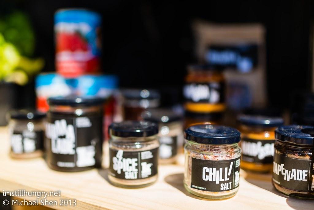 Taste of Sydney - Kitchen by Mike chilli salt