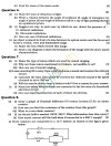 ICSE Class X Exam Question Papers 2011 Physics (Science Paper-1)
