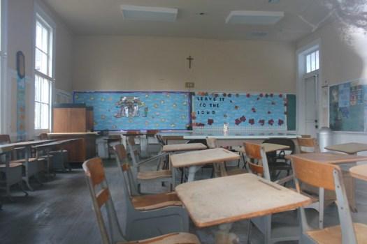 St. Michael's School, Convent LA