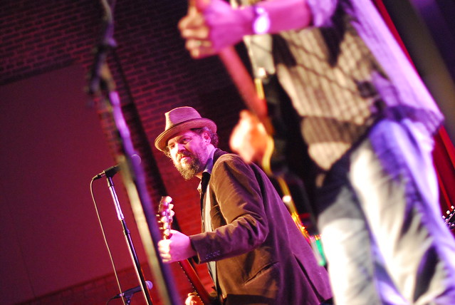 drive-by truckers @ haw river ballroom
