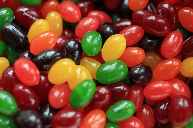 Jelly Beans anyone?