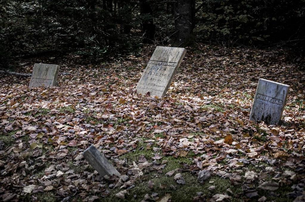 Creamer Cemetery Maine