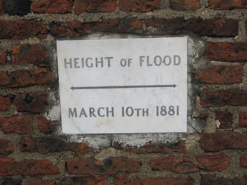 Yarm Flood 1881