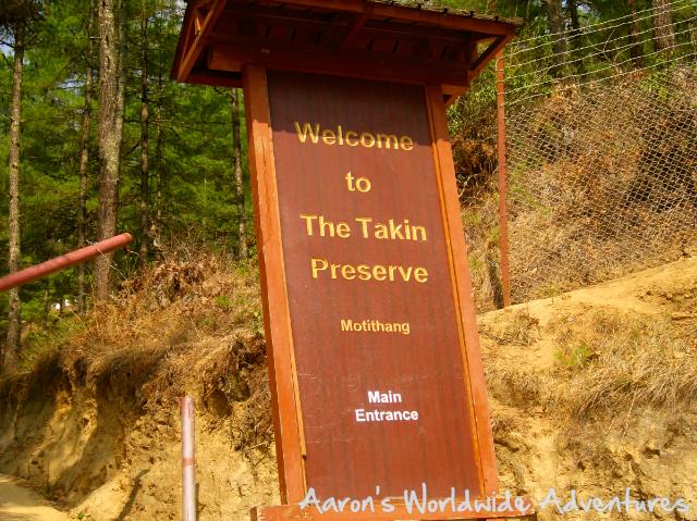 The Takin Preserve