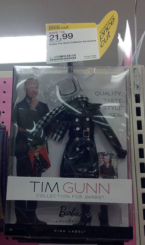 Barbie by Tim Gunn