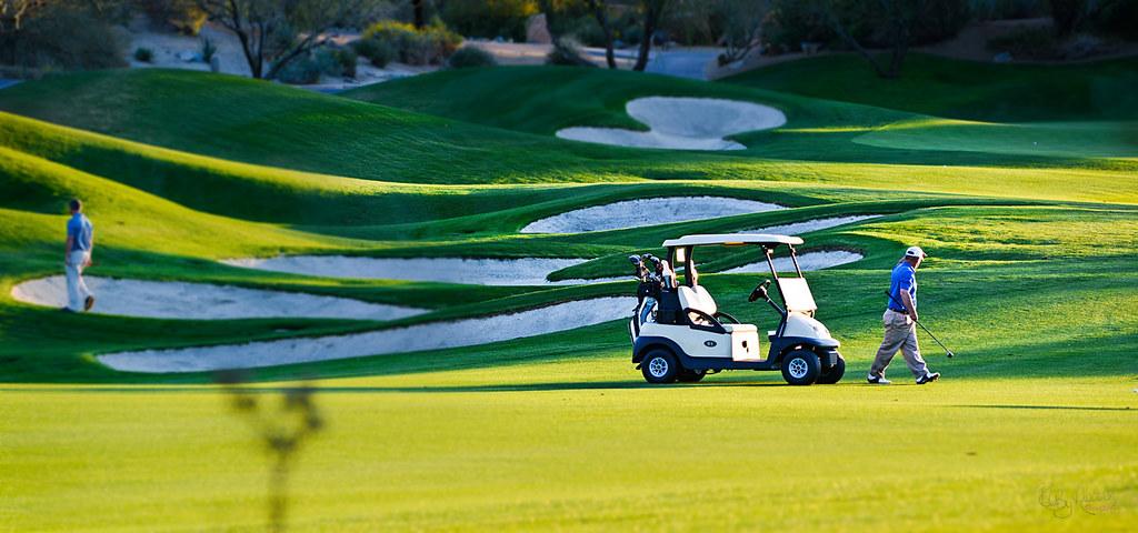 Golfers' Paradise