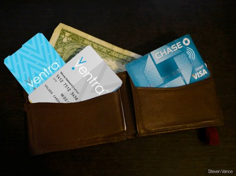 Different ways to pay on CTA and Pace