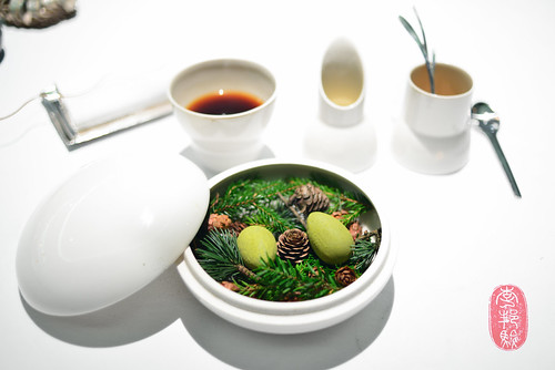 "25th Course: ""Green Egg"" and ""Rustne Søm"""