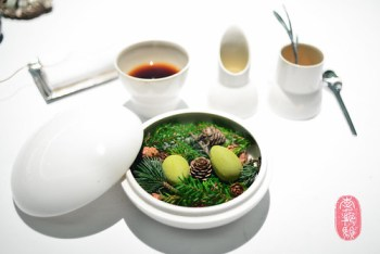 """25th Course: """"Green Egg"""" and """"Rustne Søm"""""""
