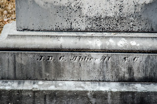 JBC Abbeville - signature stone