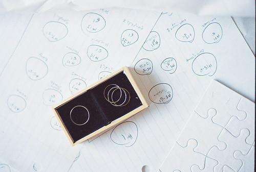 rings + tables + puzzle
