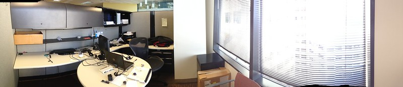Desk Panorama