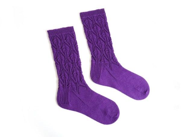 Lumene Socks by Eskimimi Makes