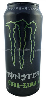 Monster Cuba-Lima