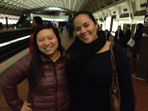 jane + jessica in dc. [01.20.2013]