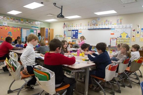 Elliott's Second Grade Class