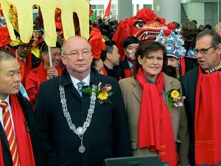 Wethouder Henk Kool