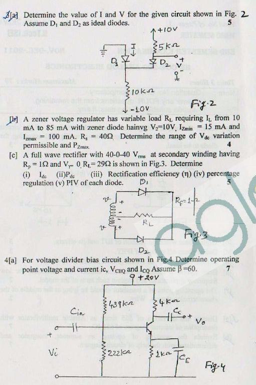DTU Question Papers 2011 - 3 Semester - End Sem - COE-SE-202