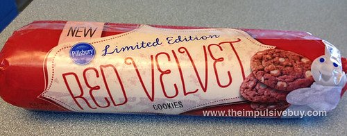 Pillsbury Limited Edition Red Velvet Cookies