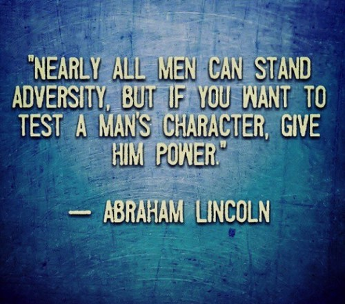 #Repost from @cordaps12 #lincoln #management #managementskills #managementinspiration