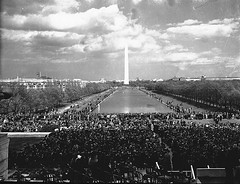 Marian Anderson Sings at Lincoln Memorial: 1939 # 3