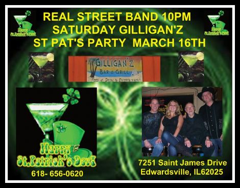 Real Street Band 3-16-13