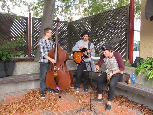 Band on Tuam Street