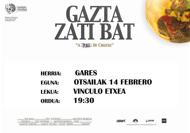Gazta Zati bat