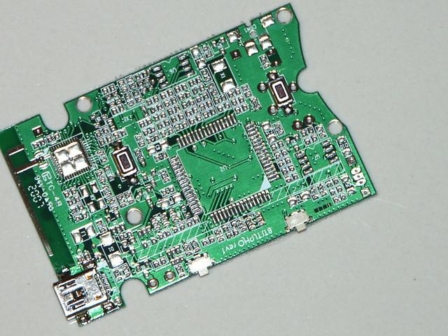 Circuit Board Image By Flickr User Karindalziel