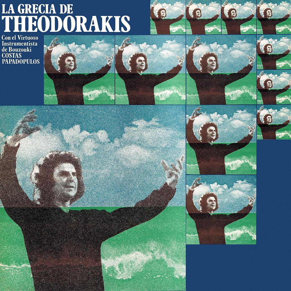 Kostas Papadopoulos - La Grecia de Theodorakis