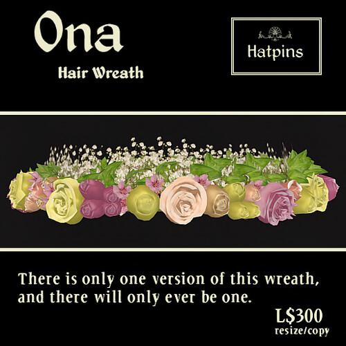 Hatpins - Ona Wreath - Advert - copy_mod