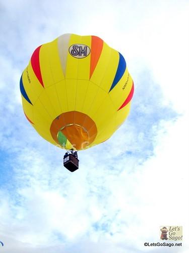 SM City Clark Hot Air Balloon