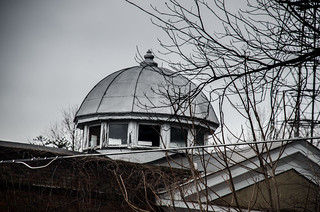 Old Beth Israel Temple Dome