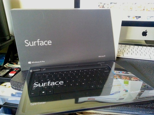 New Microsoft Surface Pro