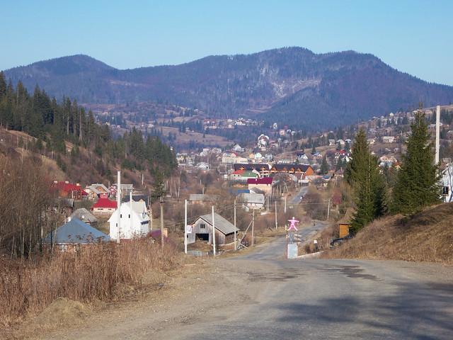 Slavs'ko, Carpathians, Ukraine