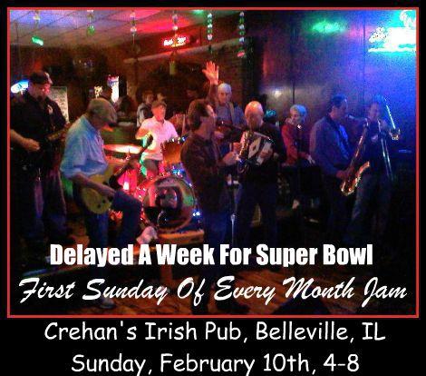 First Sunday Jam 2-10-13