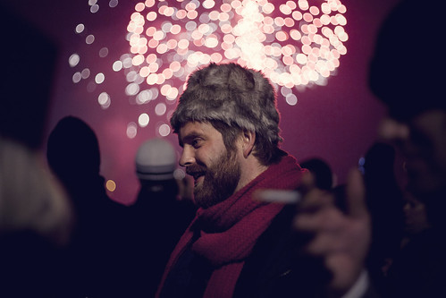 björn, new year's